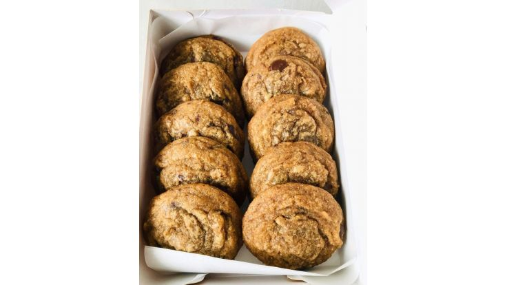 Chewy Chocolate Cookies image