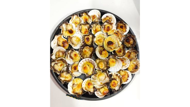 Baked Scallops | Approx. 25-30pcs. image